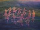 Folk Dance: Circle Dance sunprint