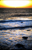 Sunset on the Ocean Santa Cruz CA