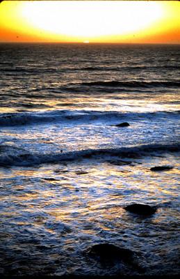 Product picture Sunset on the Ocean Santa Cruz CA